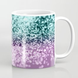 Mermaid Girls Glitter #3 #shiny #decor #art #society6 Coffee Mug