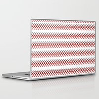 hologram Laptop & iPad Skins featuring Migraine by Shelby Thompson