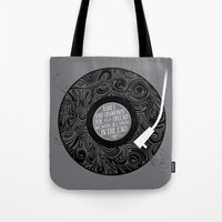equality Tote Bags featuring Equality by Rachel Caldwell