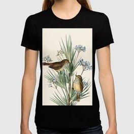 Little Birds and Flowers III T-shirt