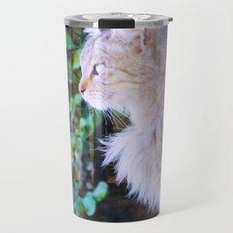 Cat to Dream With Travel Mug