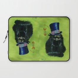 Cat Begemot Laptop Sleeve