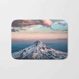 Mountain Sunset - Nature Photography Bath Mat