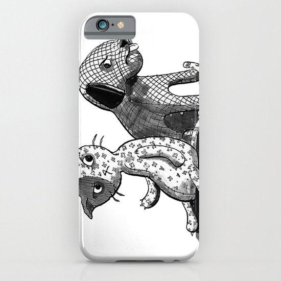 Gingham vs. Calico iPhone & iPod Case