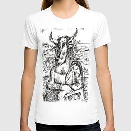 Minotaur Lisa  T-shirt