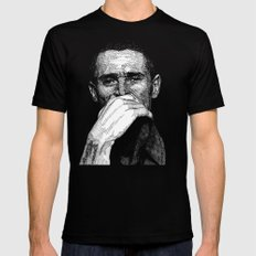 Willem2 Mens Fitted Tee Black LARGE