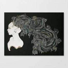 cancerous Canvas Print
