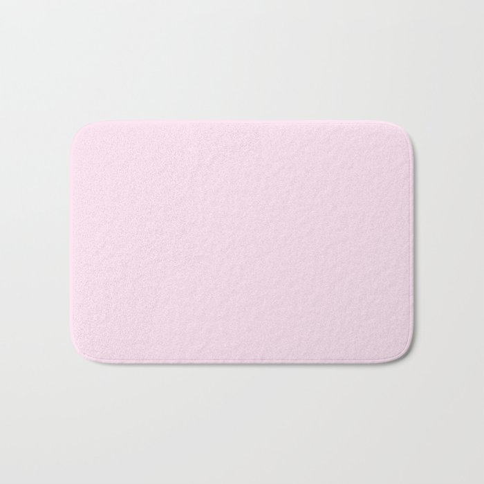 Simply Desert Rose Pink Bath Mat