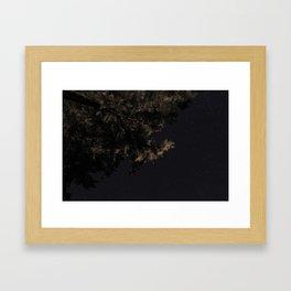 Stars at Night Framed Art Print