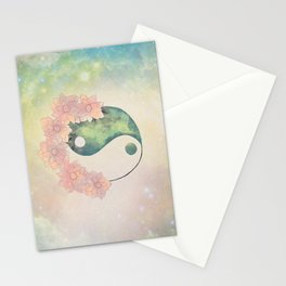 radiate love Stationery Cards