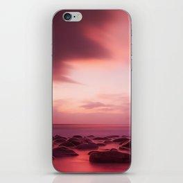 Rocky Sea iPhone Skin