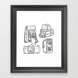 A Picture Is Worth A Thousand Words Framed Art Print