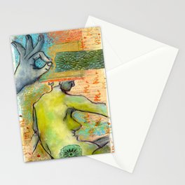 Wisdom In the Dream Stationery Cards