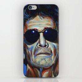 Lou Reed iPhone Skin