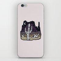 arizona iPhone & iPod Skins featuring Arizona by WEAREYAWN