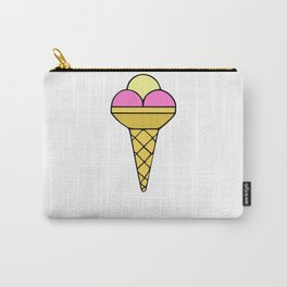yum! ice creams Carry-All Pouch