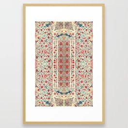 Persian 4 Framed Art Print