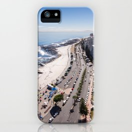 Sea Point in Cape Town, South Africa iPhone Case