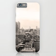 Lower East Side Skyline #1 iPhone 6s Slim Case