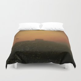 Mystical and misty Duvet Cover