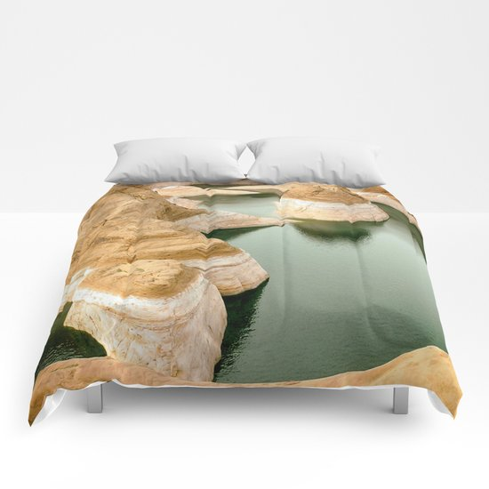 Glen canyon 5 Comforters