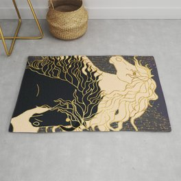 VII. The Chariot Rug