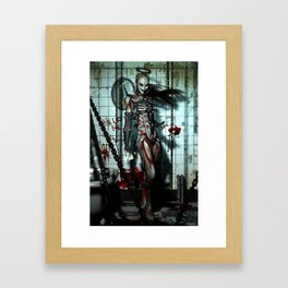 The Sweet Suffering Framed Art Print