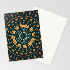 They came Stationery Cards
