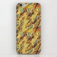safari iPhone & iPod Skins featuring safari by lilumon