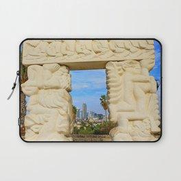 Gate of Faith Laptop Sleeve