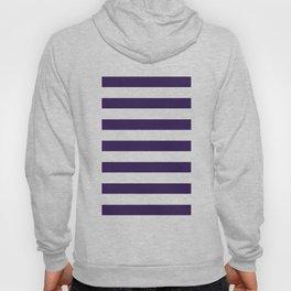 dark purple stripes Hoody
