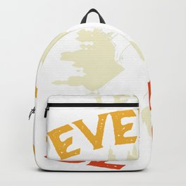 Let the evening be gin - gin lovers Backpack