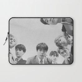 BTS retro Laptop Sleeve