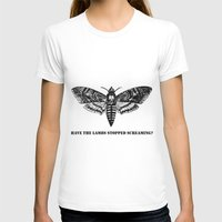 silence of the lambs T-shirts featuring The lambs by Nightwatcher