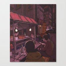 1am Canvas Print