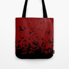 An Unkindness of Ravens Tote Bag