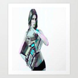 blast promo print Art Print
