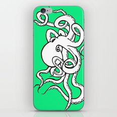 8 Arms in Motion iPhone & iPod Skin
