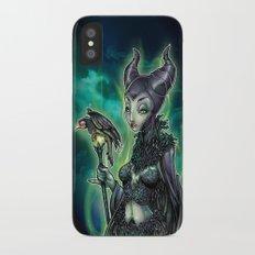 EVIL iPhone X Slim Case
