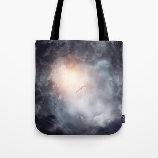 Magic in the Clouds VII Tote Bag