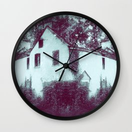 House of Leaves Wall Clock