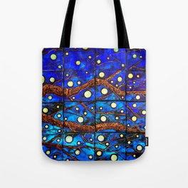 Sakura Starlight Tote Bag