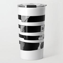 knife to meet you Travel Mug