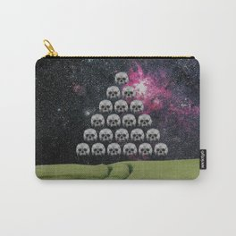 The truth is dead 7 · Advent Carry-All Pouch