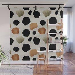 Giraffe pattern Wall Mural