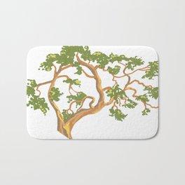 Arbutus Tree 2 Bath Mat