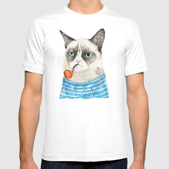 Sailor Cat I T-shirt