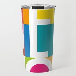 Positive ART REVOLUTION Travel Mug