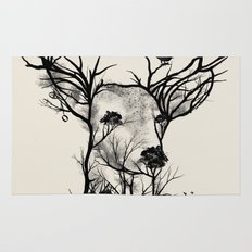 Wild Buck Rug