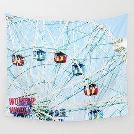 WonderWheel Wall Tapestry